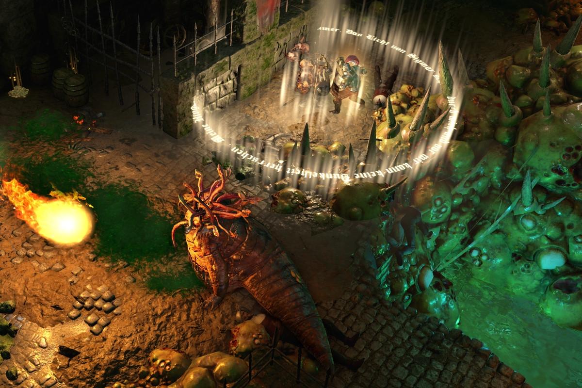 Началось ЗБТ игры Warhammer: Chaosbane в жанре action-RPG. Опубликованы ключи