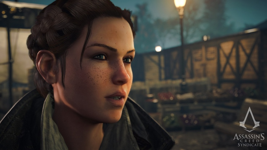 Разработчики «Assassin's Creed: Синдикат» показали геймплей за Иви Фрай