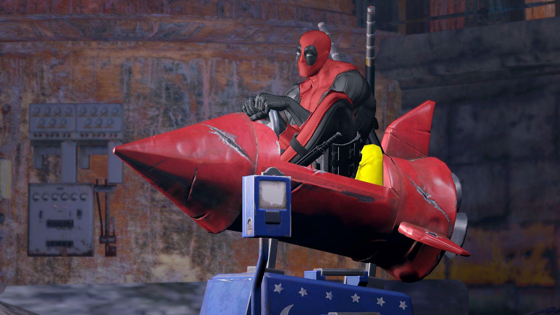 Нолан Норт пытается заставить Marvel сделать новую игру про Дэдпула