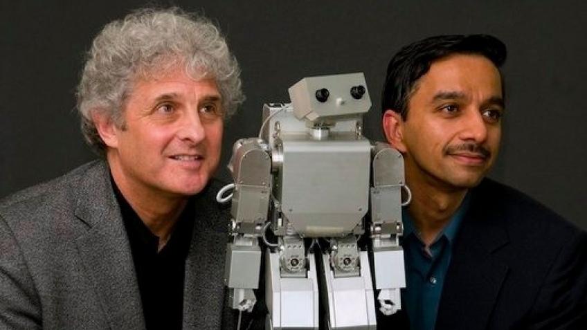 Маленькие дети могут думать, что роботы - живые существа