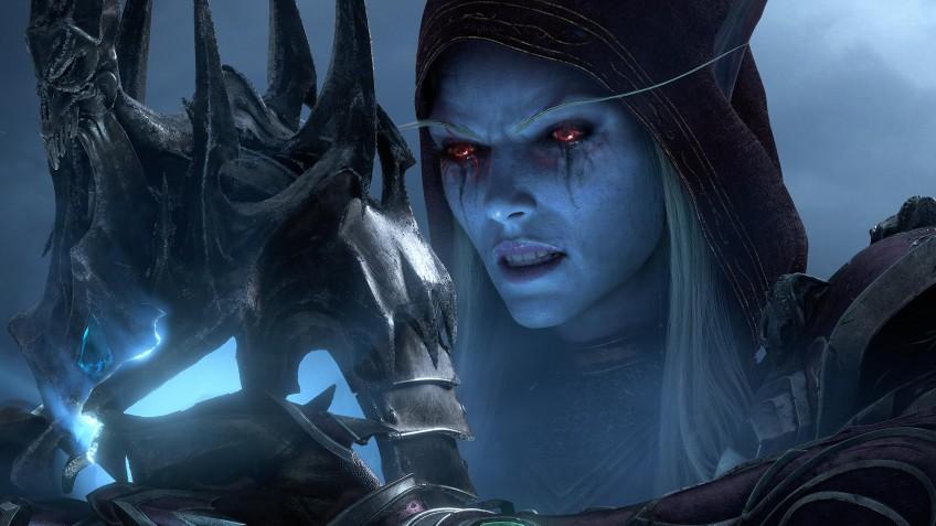 Новое дополнение к World of Warcraft действительно будет зваться Shadowlands