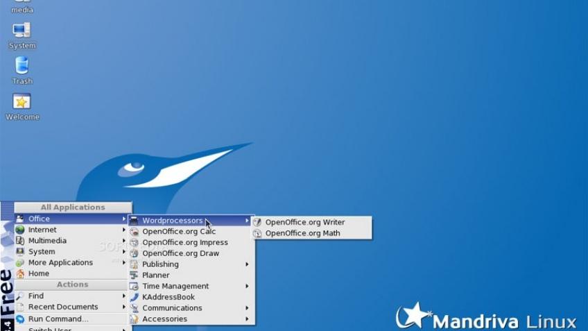 Новая версия Mandriva Linux