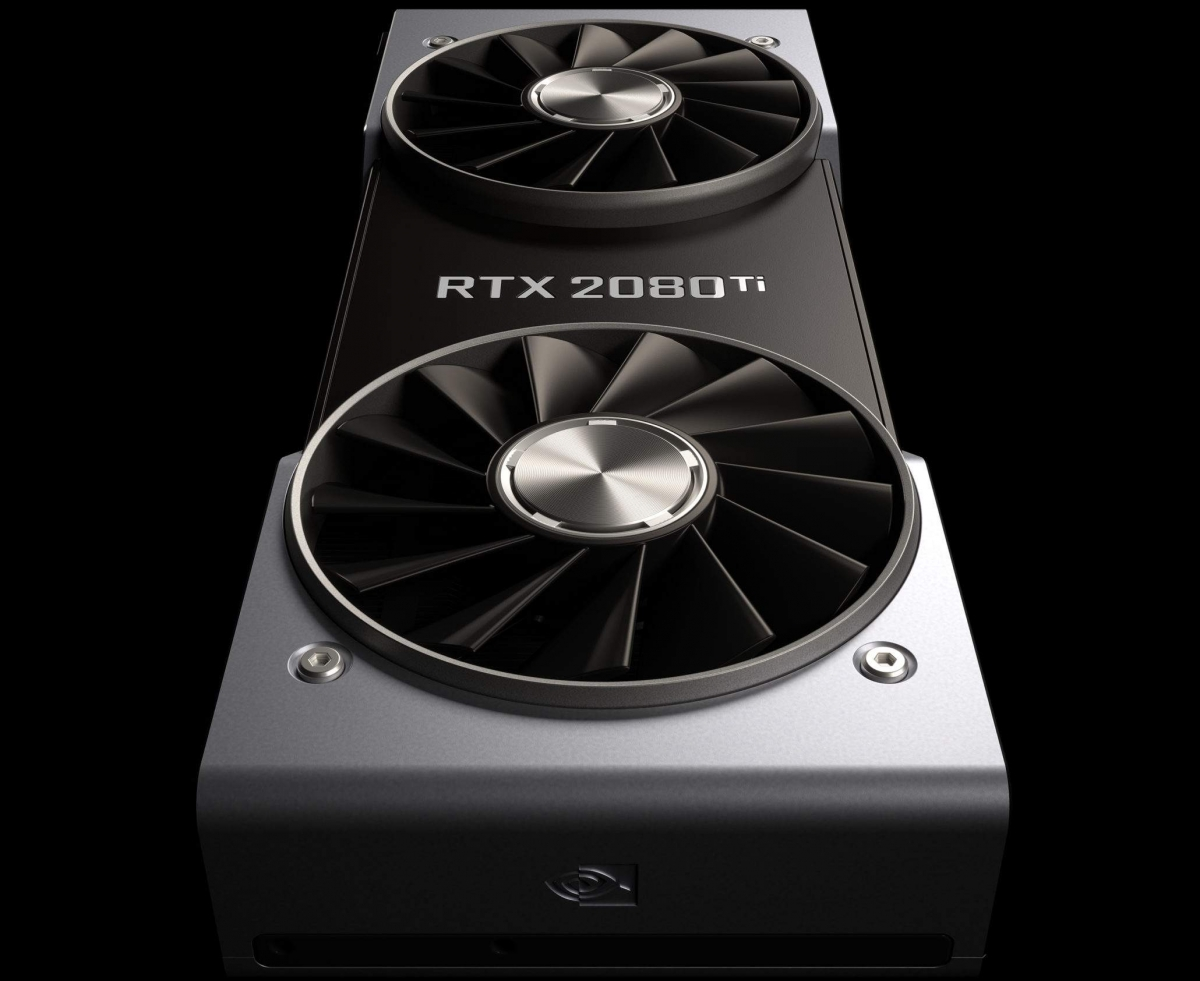 Флагман NVIDIA GeForce RTX 2080 Ti протестировали в Shadow of the Tomb Raider