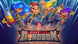 В Steam открыт предзаказ Exit the Gungeon