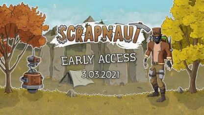 Scrapnaut выходит в ранний доступ 3 марта