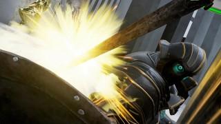 Гиганты в мире VR: в боевике Swords of Gargantua началось открытое тестирование