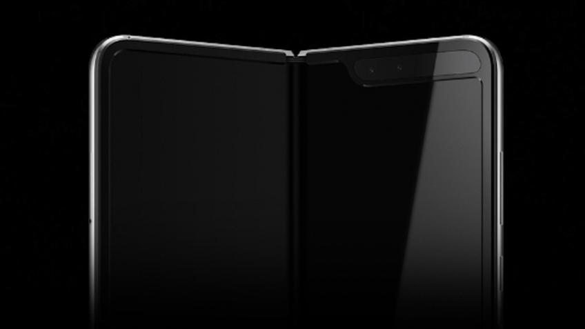 Складной смартфон Samsung Galaxy Fold показали на официальных рендерах