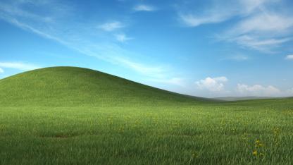Microsoft представила ностальгические обои по Windows