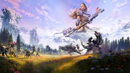DF о патче Horizon Zero Dawn для PS5: «Почти идеальный результат»