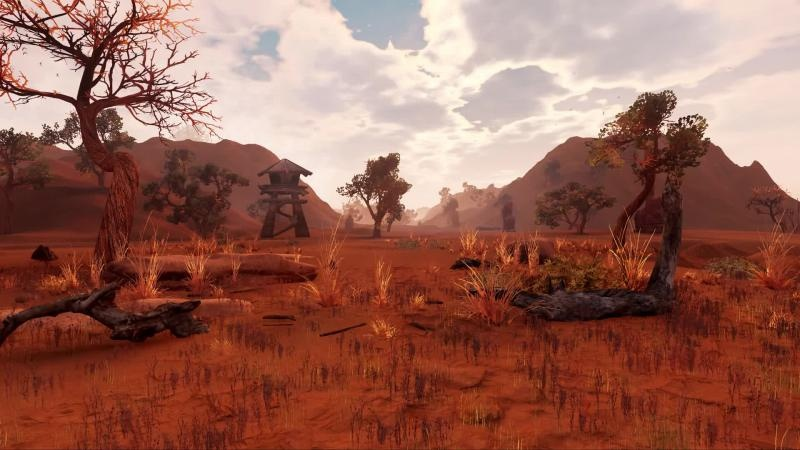 Как бы выглядела World of Warcraft на Unreal Engine 4?