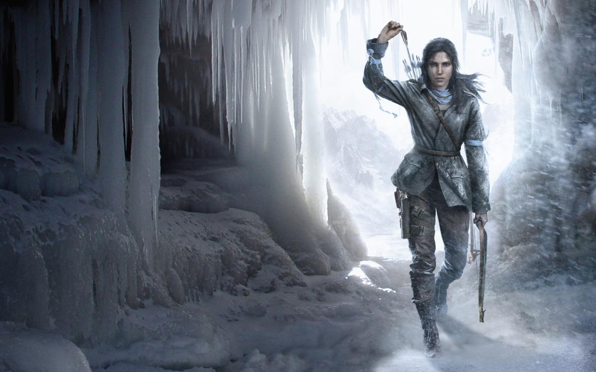 Прохождение Rise of the Tomb Raider займет не меньше 15-20 часов