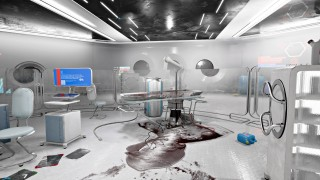 Авторы Atomic Heart и NVIDIA похвастались трассировкой лучей