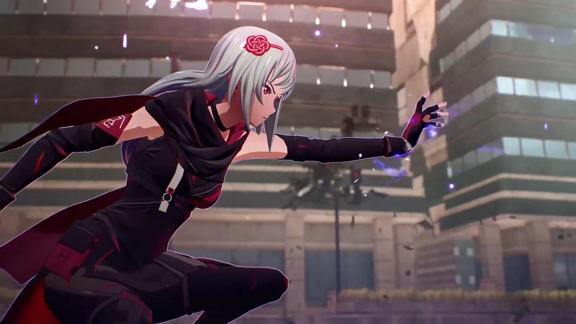 Scarlett Nexus от создателей Tales of выйдет25 июня и получит аниме от Sunrise