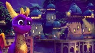 Spyro Reignited Trilogy перенесли на ноябрь