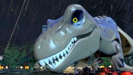 LEGO Jurassic World обзавелся новым трейлером