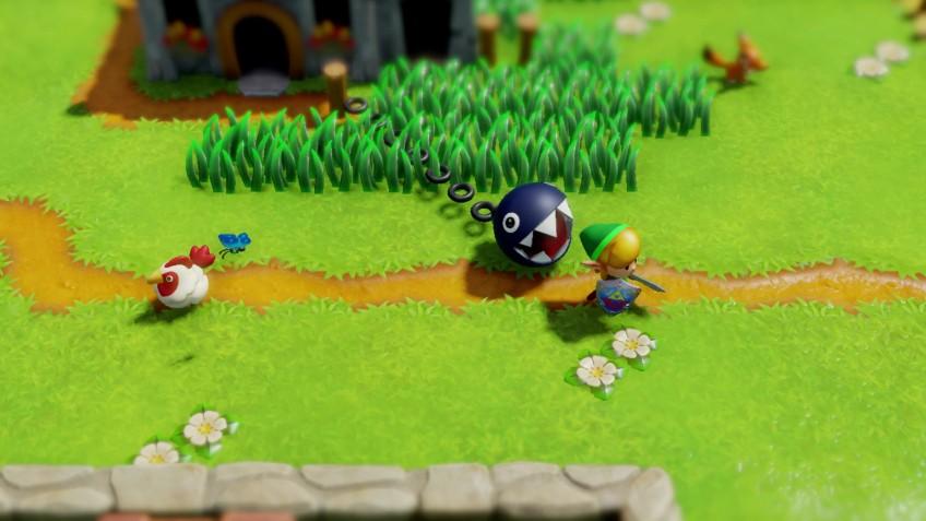 Ремейк The Legend of Zelda: Link's Awakening выйдет 20 сентября 2019 года