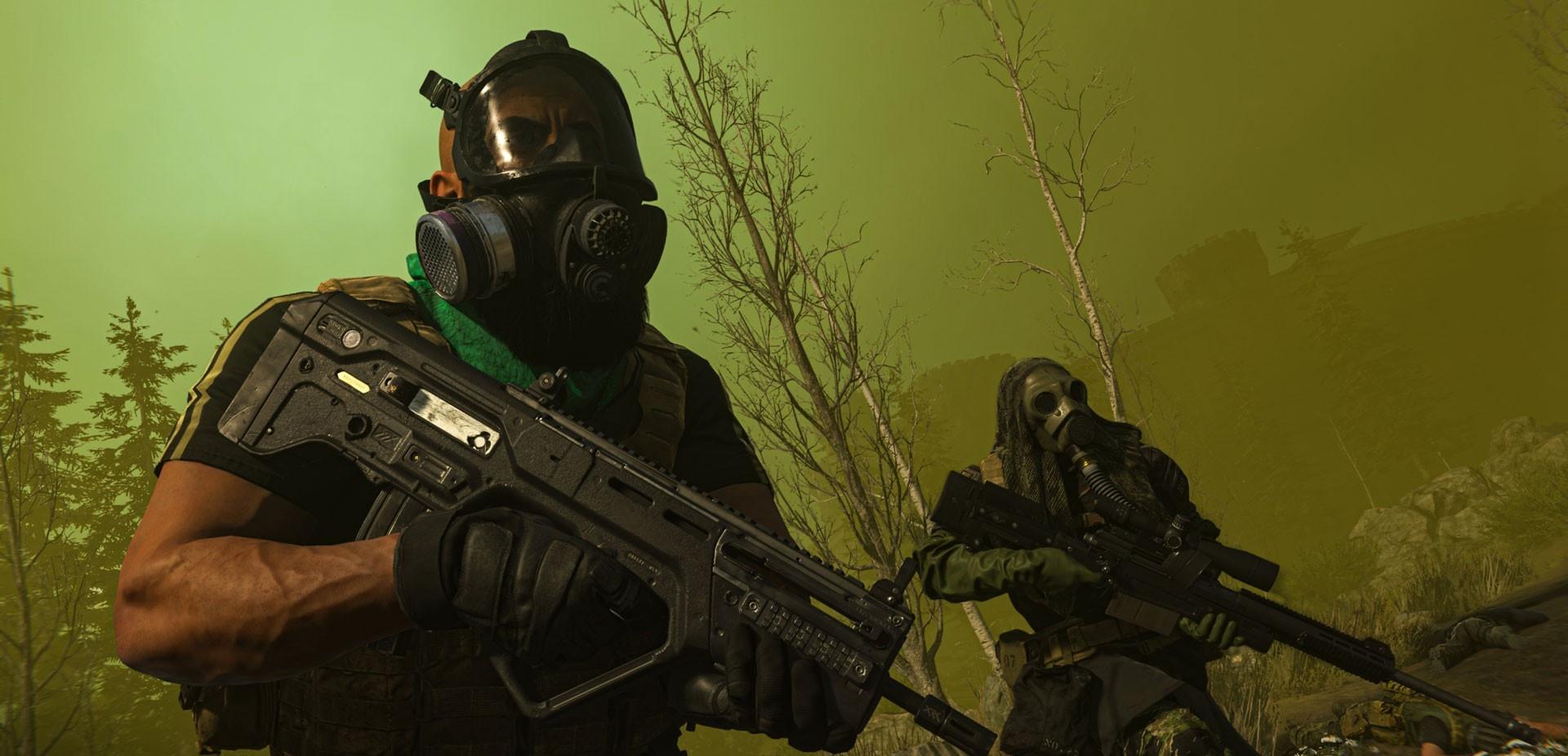 Вышла Call of Duty: Warzone — бесплатная королевская битва на 150 человек