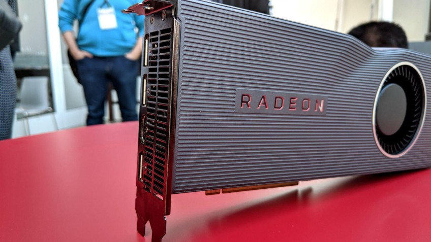 Новые карты AMD обеспечат более плавное воспроизведение игр