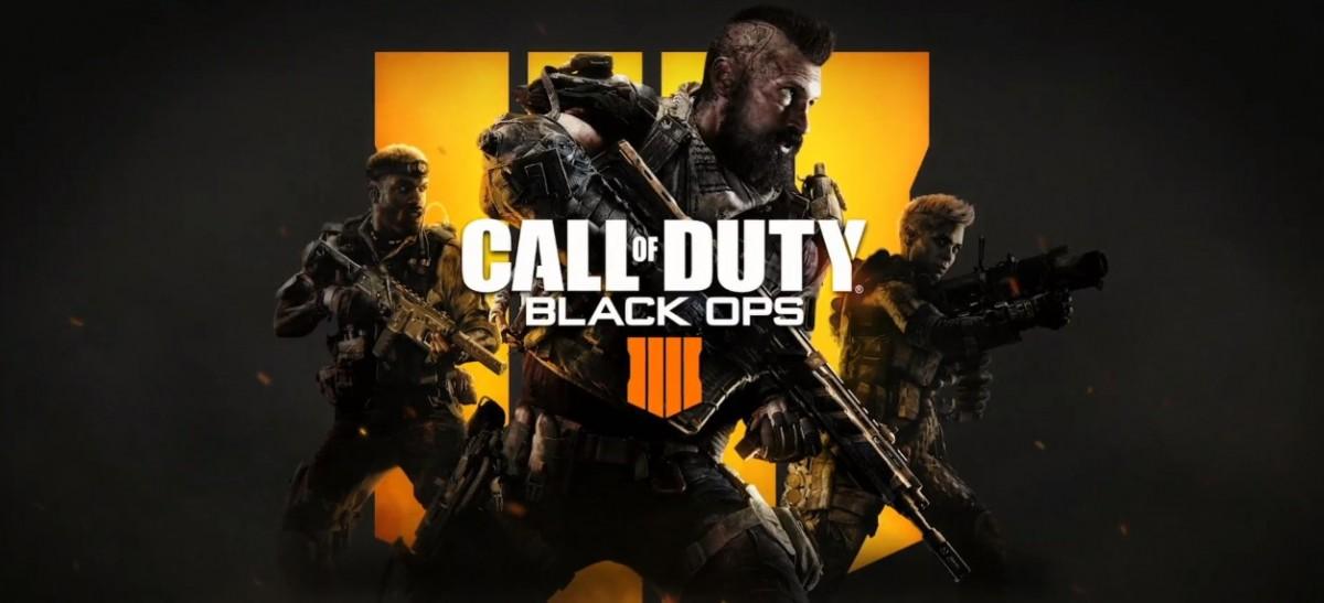 Мировая премьера Call of Duty: Black Ops4 — действительно без сюжетной кампании