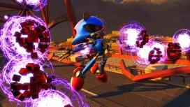 Новые скриншоты из Sonic Forces: Соник против Эггмана