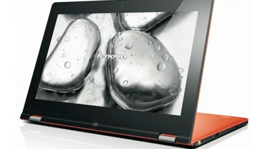 Lenovo выпустила гибридный ноутбук IdeaPad Yoga 11S