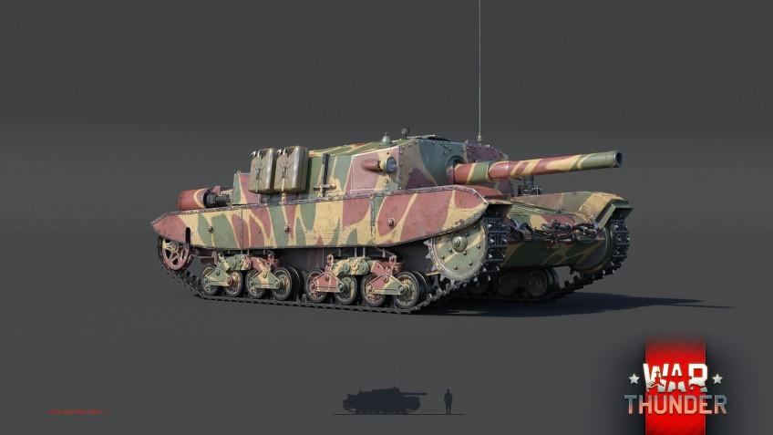 в War Thunder 185 появятся итальянские танки игровые новости