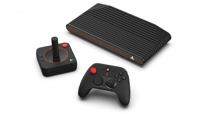 Atari будет развивать мобильную игровую платформу WonderOS
