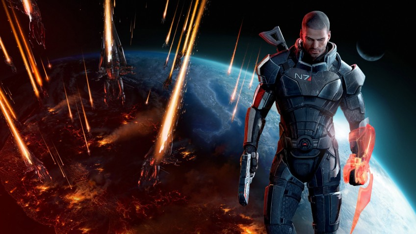 Только 8% игроков Mass Effect выбрали путь отступника