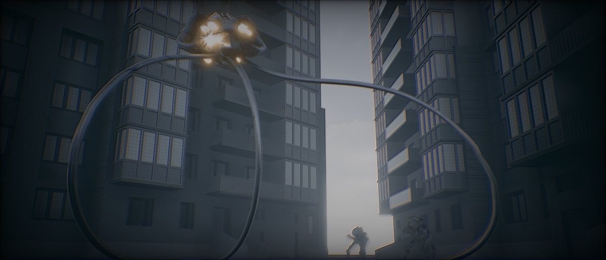 Выпущен геймплейный ролик боевика Russia 2055
