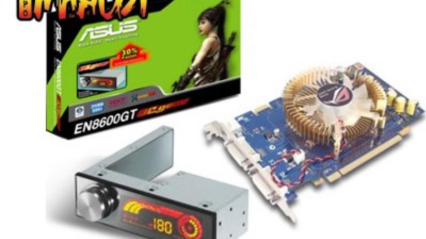 Разгон-панель для видеокарты