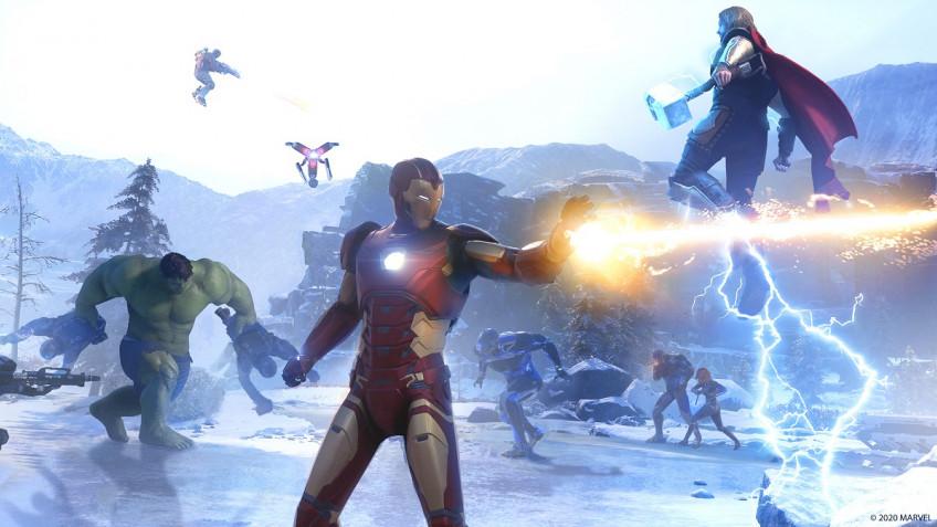 Тестирование «Мстителей» начнётся7 августа