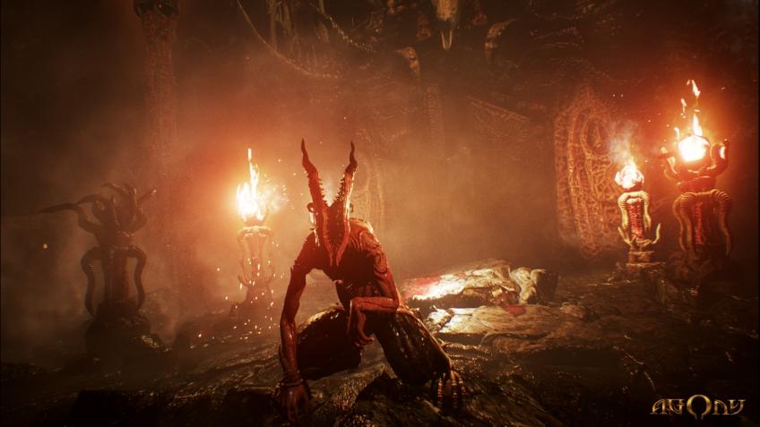 Новый трейлер Agony знакомит игроков с мерзкими демонами