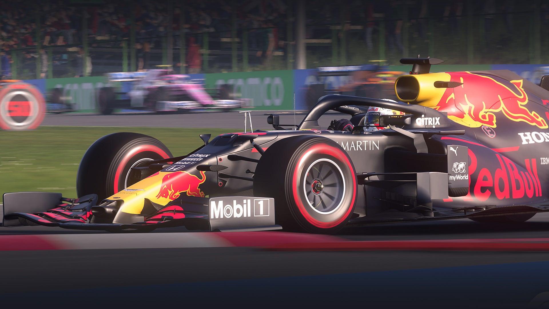 Новый трейлер F1 2020 посвятили ключевым особенностям игры