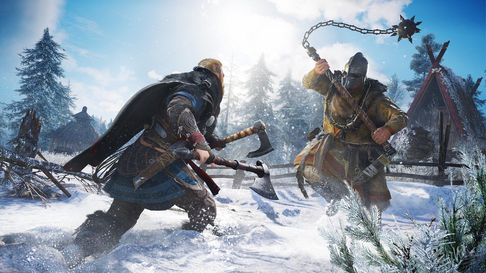 Интерактивный тур, новые аддоны и другие новости по Assassin's Creed Valhalla