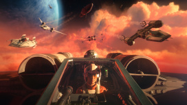 Авторы Star Wars: Squadrons рассказали о прогрессе, рангах и наградах
