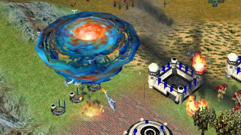 Empire Earth пропатчили