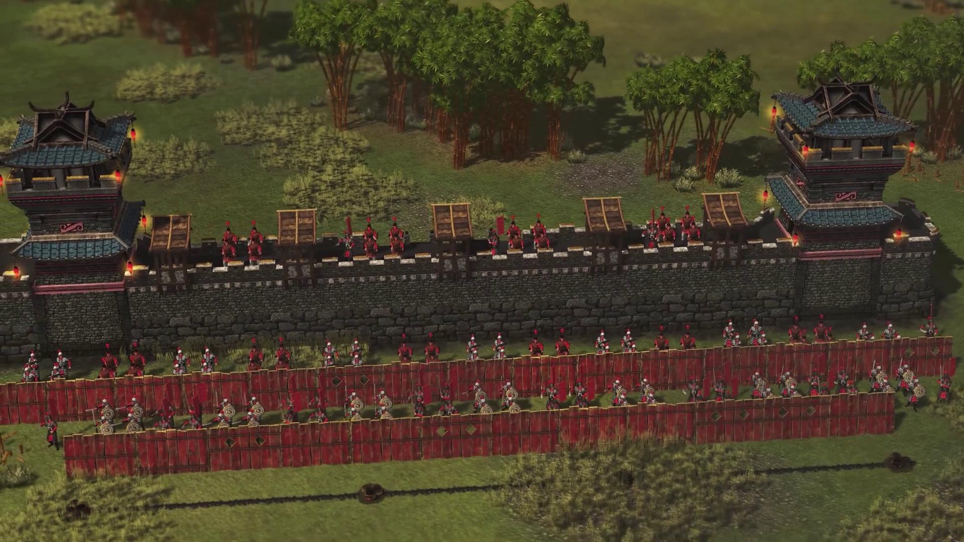 Авторы Stronghold Warlords назвали шесть способов защиты от осады