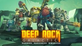 На E3 показали новый трейлер шутера Deep Rock Galactic
