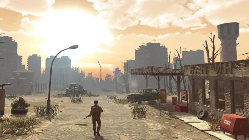 Создатели Atom RPG обустраивают Мёртвый город