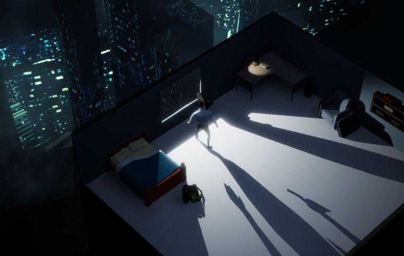 Авторы Skyhill: Black Mist выпустили кинематографический трейлер игры