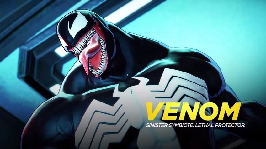 Журналисты показали битву с Веномом и Электро из Marvel Ultimate Alliance3