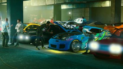 «Последний заезд»: для GTA Online вышло обновление Los Santos Tuners