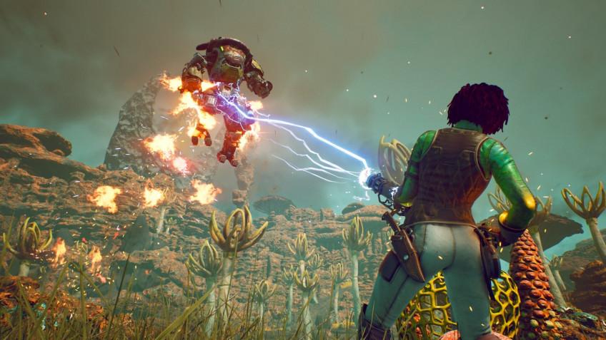 The Outer Worlds добралась до Steam — до6 ноября со скидкой в 50%