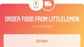 В России теперь можно заказывать еду через Instagram