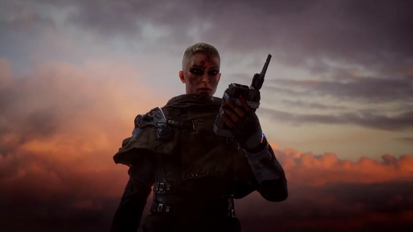 Авторы Bulletstorm анонсировали на E3 2019 свой новый шутер — Outriders