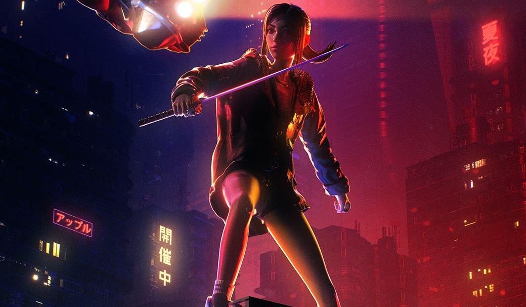 Премьера аниме «Бегущий по лезвию: Черный лотос» состоится 13 ноября