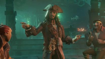 В дополнении Sea of Thieves спрятали отсылку к Monkey Island