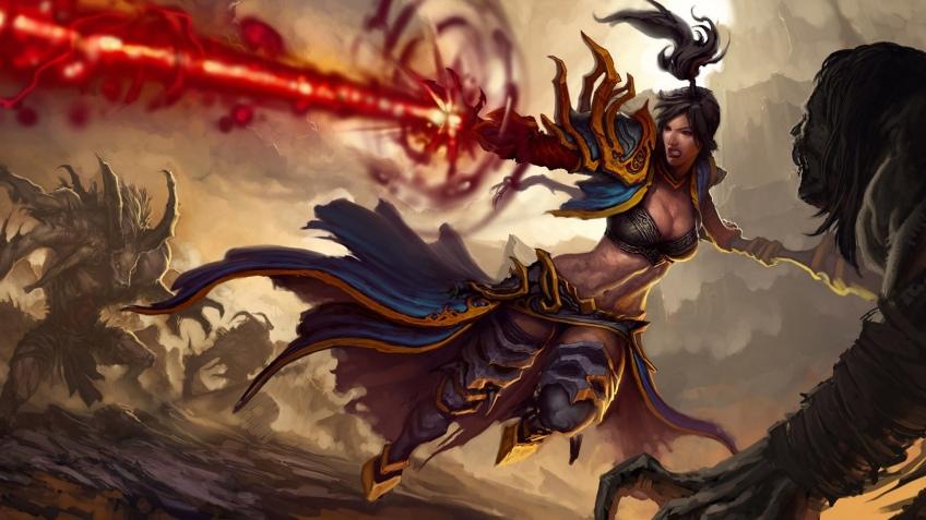 Новый опрос: за какой класс вы будете проходить Diablo 3?