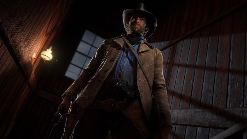 Первый мод для PC-версии Red Dead Redemption2 превратит Артура Моргана в Джокера