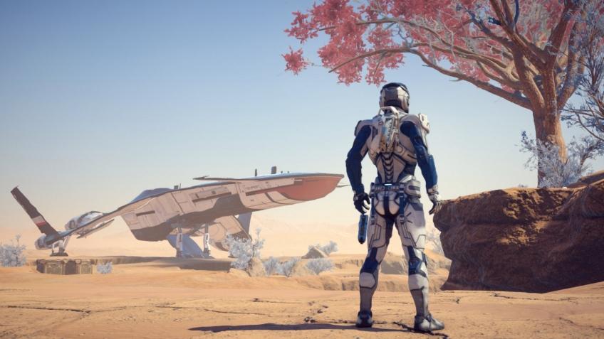 Новый трейлер Mass Effect: Andromeda посвятили боевой системе